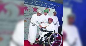 ملتقى (قادرون) الأول يوصي بتعزيز الجهود لرفع الوعي بقدرات ومهارات ومواهب ذوي الإعاقة في المجالات المختلفة