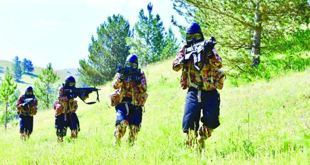 الجيش السلطاني العماني يواصل تنفيذ فعاليات التمرين العماني الإيطالي المشترك (جبل شمس/٢) بجمهورية إيطاليا