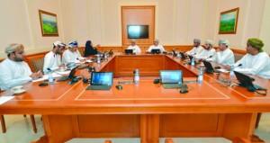 لجنة الخدمات بالشورى تناقش تقريرها النهائي حول دراسة مقترح مشروع قانون المسؤولية الاجتماعية