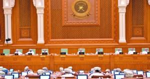 الشورى يوافق على تقرير اللجنة المشتركة مع الدولة بشأن المواد محل التباين في القوانين المطروحة