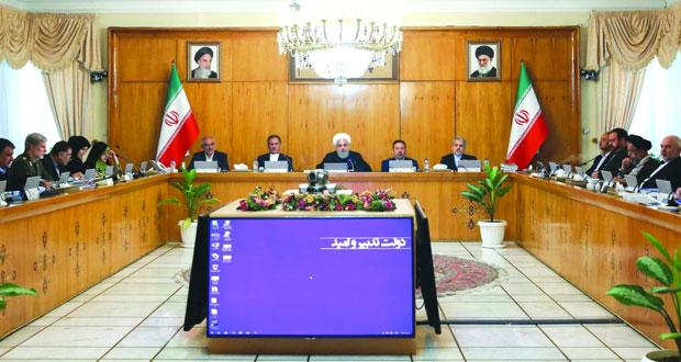 إيران لن تمهل أوروبا مزيدا من الوقت وإجراءاتها تنسجم مع القرارات الدولية