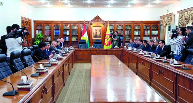 العراق: (سائرون) يلزم عبد المهدي بالحضور إلى البرلمان