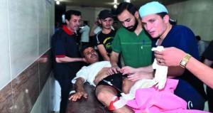 سوريا: قتلى وجرحى في (مفخخة) في القامشلي