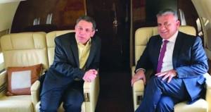 لبنان: عون يبحث مع مسؤول أممي ترسيم الحدود مع إسرائيل