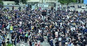 دعوات لمواصلة الاحتجاجات في هونج كونج .. وبكين لن تسمح لرئيستها التنفيذية بالتنحي
