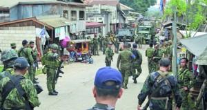 الفلبين تعزز إجراءاتها الأمنية عقب هجومين إرهابيين تبناهما (داعش)