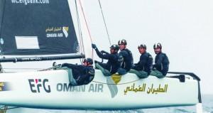 فريق الطيران العماني يسعى للمحافظة على صدارته في الجولة الثانية بالبرتغال