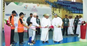 افتتاح معسكر شباب الأندية بالمجمع الرياضي بنـزوى بمشاركة 80 شابا من مختلف أندية السلطنة
