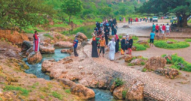 القطاع السياحي .. تطورات متلاحقة أسهمت في وضع استراتيجية واضحة كمكون أساسي للاقتصاد الوطني