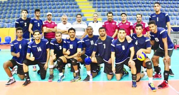 منتخبنا والكويت إلى نهائيات كأس آسيا للكرة الطائرة بعد انسحاب العراق