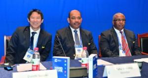 اتحاد السباحة يشارك في اجتماع الجمعية العمومية للاتحاد الدولي