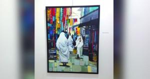 الفنان عثمان مرسالي يقدم حيثيات الجزائر الفنية وملامحها العريقة