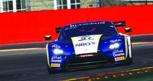 فريق عمان لسباقات السيارات يسعى لتحقيق مركز متقدم ببطولة بلانك بان للتحمل ببلجيكا بقيادة الحارثي
