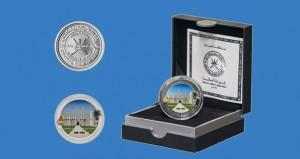 المركزي العماني يصدر عملة تذكارية فضية بمناسبة مرور 30 عامًا على افتتاح متحف قوات السلطان المسلحة