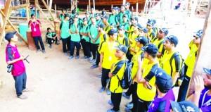 اللجنة المشرفة على معسكر شباب الأندية بجنوب الشرقية تناقش آخر الاستعدادات