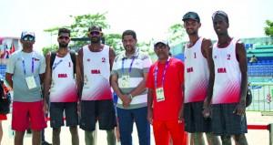 السلطنة تستضيف البطولة العربية للكرة الطائرة الشاطئية بمشاركة ثماني دول