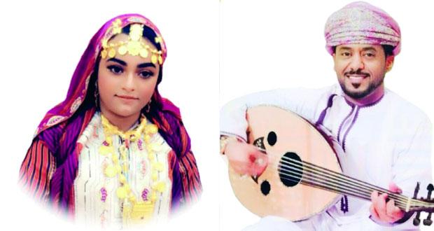 """""""دام عزك يا وطن"""" أغنية وطنية جديد لتركي الشعيبي وحور العريمية"""