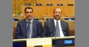 جهاز الرقابة المالية والإدارية للدولة يشارك في الاجتماع الثالث الذي تنظمه الأمم المتحدة و(الإنتوساي)