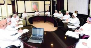 اللجنة الإعلامية لانتخابات الشورى تستعرض جوانب التغطية الاعلامية