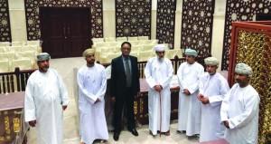 افتتاح مجمع محاكم الرستاق 4 أغسطس القادم