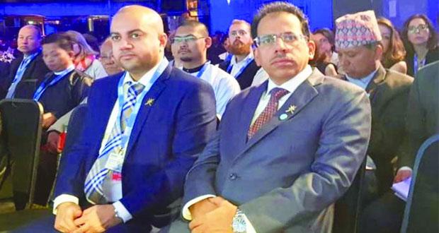 وزير الإعلام يشارك في المؤتمر العالمي لحرية الإعلام