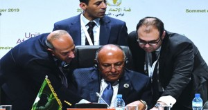 السيسي يشارك في قمة الاتحاد الأفريقي