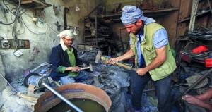 الحكومة اليمنية : مقتل 190مدنيا بألغام في الجوف