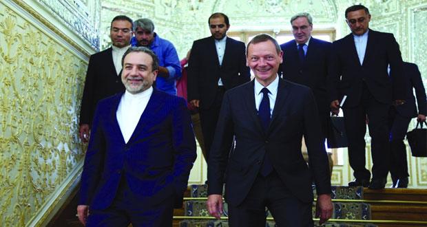إيران: أميركا ارتكبت خطأ (فادحا) بالانسحاب من الاتفاق النووي