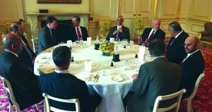 """بمشاركة السلطنة .. رؤساء أركان دول """"التعاون"""" ومصر والأردن يبحثون مع بريطانيا العلاقات العسكرية"""