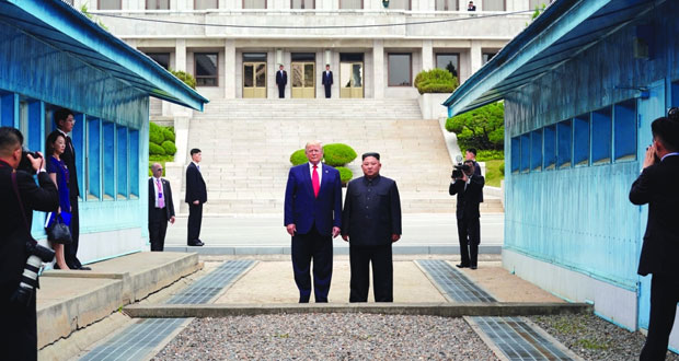 بيونج يانج تندد بالمناورات الأميركية ـ الكورية الجنوبية
