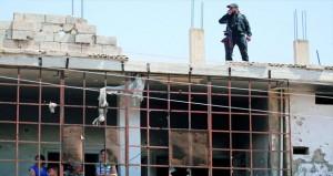 ضربات للجيش السوري ردا على خروقات الإرهابيين بحماة وإدلب