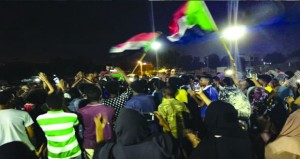 السودان: (الحرية والتغيير) تنهي دراسة الوثيقة الدستورية