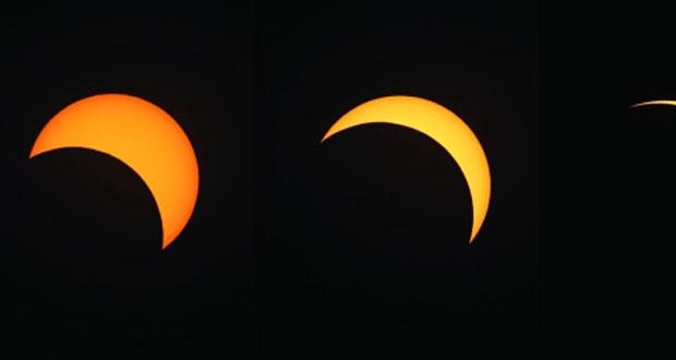 كسوف الشمس يغرق تشيلي في الظلام
