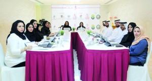 """""""عربية السيدات 2020″ تستقبل مشاركات من 22 نادياً عربياً وتناقش الخطط الفنية واللوجستية"""