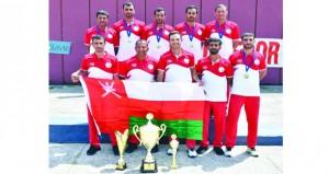 الفريق الوطني للقفز الحر يحقق المركز الأول في بطولة البوسنة المفتوحة للقفز بالمظلات