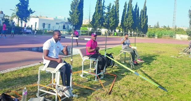 المنتخب الوطني لذوي الإعاقة يواصل تدريباته بمعسكره الخارجي بتونس