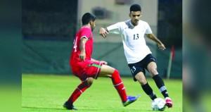 منتخبنا الوطني للشباب لكرة القدم يخوض اليوم تجربة ودية أمام مسقط
