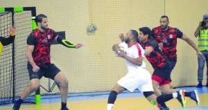اليوم انتهاء مهلة تسجيل الأندية في مسابقات اتحاد كرة اليد