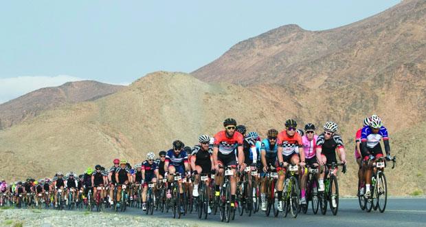 """السلطنة تستضيف سباق الدراجات الهوائية الشهير """"هوت روت"""" مارس المقبل"""