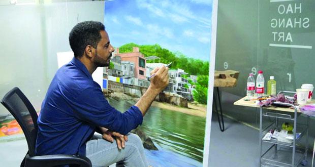 """مشاركة فنية عمانية في برنامج """"الإحساس بروح الصين"""" بالجهمورية الصينية"""