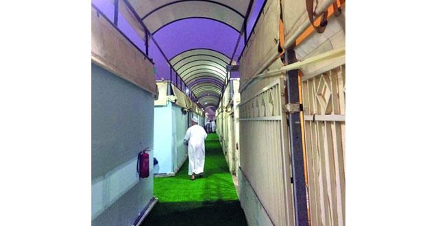 (منى) جاهزة لاستقبال الحجاج العمانيين بخدمات واسعة
