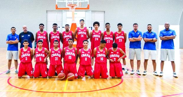 منتخبنا الوطني لشباب السلة يغادر اليوم إلى البحرين للمشاركة في بطولة الخليج