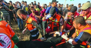 عدوان إسرائيلي يستهدف قطاع غزة