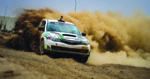 الرواحي يبحث عن صدارة المجموعة في الجولة الرابعة لرالي الأردن