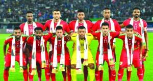 منتخبنا الوطني لكرة القدم يعود للتجمع الأحد المقبل تحضيرا لملاقاة الهند
