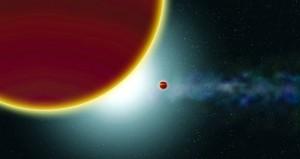 تلسكوب فضائي يقدم لمحة نادرة عن كوكب بحجم الأرض خارج المجموعة الشمسية