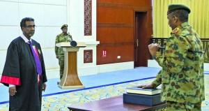 السودان: المجلس السيادي يبدأ الحكم