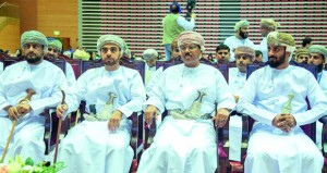 بدء فعاليات مؤتمر ظفار الثالث للصيدلة بمجمع السلطان قابوس الشبابي للثقافة والترفيه بصلالة