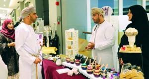 30 مؤسسة صغيرة ومتوسطة بمعرض رواد الأعمال بصحار