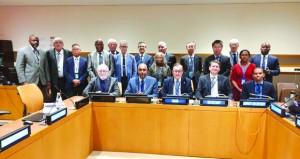 بالإجماع .. اختيار السلطنة لرئاسة لجنة حدود الجرف القارّي التابعة للأمم المتحدة